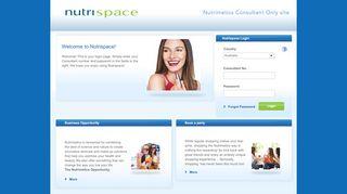 Nutrimetics Australia Consultant Login