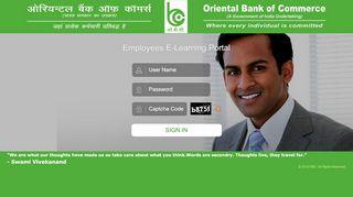 Obc Web Portal