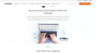 Onelogin Admin Portal