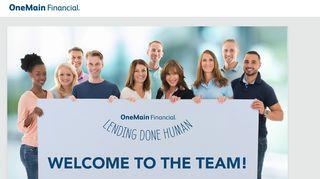 Onemain Financial Employee Portal