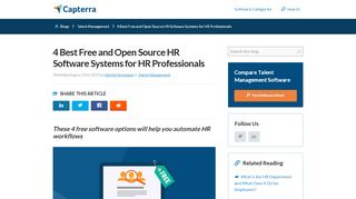 Open Source Employee Portal