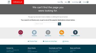 Oracle Employee Self Service Portal