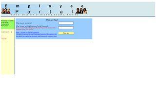 Osceola Employee Portal