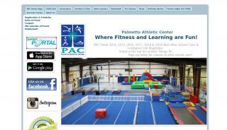 Palmetto Athletic Center Parent Portal