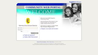 Parent Community Portal