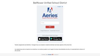 Parent Portal Bellflower