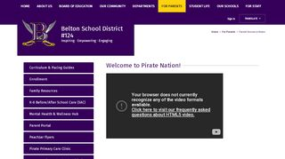 Parent Portal Belton Mo