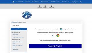 Parent Portal Buna