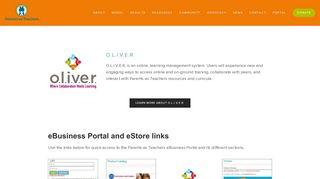 Parents As Teachers Portal