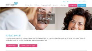 Partner Md Patient Portal