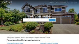 Pathlight Property Management Portal