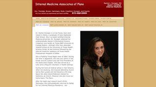 Patient Portal Rachel Dunagin