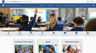 Pde Web Portal