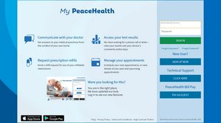 Peacehealth Patient Portal