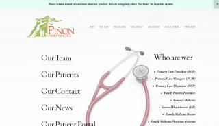Pinon Family Practice Patient Portal