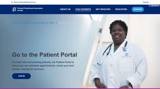Planned Parenthood Portal Utah