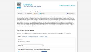 Planning Portal Chilsworthy