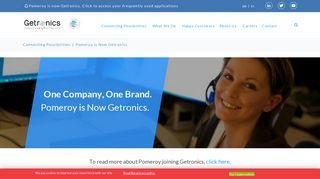 Pomeroy Employee Portal