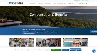 Poolcorp Employee Portal