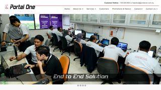 Portal One Sdn Bhd