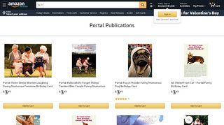 Portal Publications Ltd Products