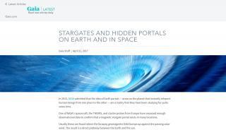 Portals On Earth