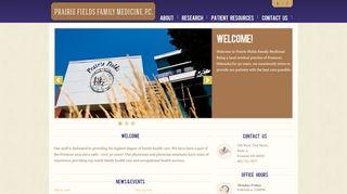 Prairie Fields Patient Portal