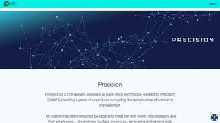 Precision Portal