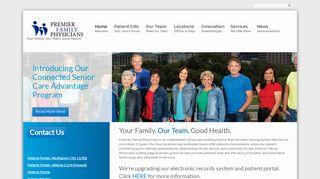 Premier Family Physicians Patient Portal