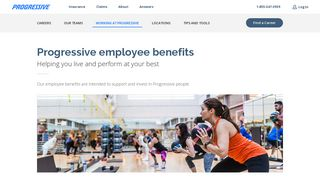 Progressive Insurance Employee Portal