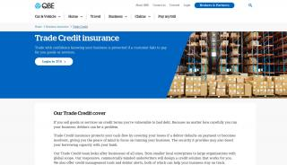 Qbe Trade Credit Portal