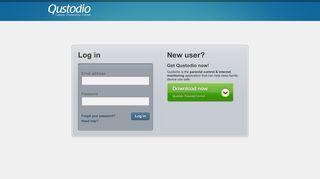 Qustodio Family Portal