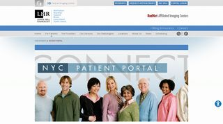 Radnet Patient Portal