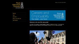 Rau Jobs Portal
