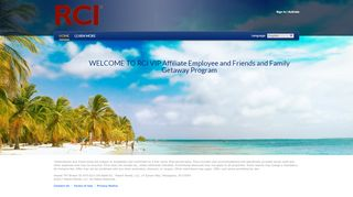 Rci Employee Portal