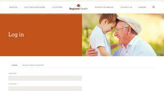Regional Health Employee Portal