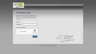 Remote Ordering Admin Portal