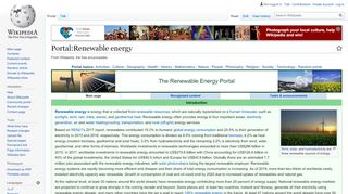 Renewable Energy Portal