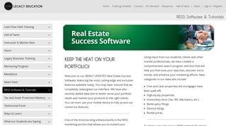 Ress Web Portal