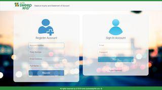 Rfid Customer Portal