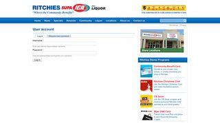 Ritchies Community Portal