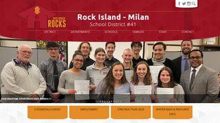 Rock Island School District Employee Portal