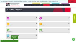 Rosebank Student Portal