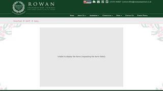 Rowan Portal