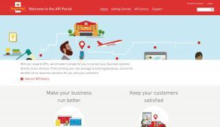 Royal Mail Developer Portal