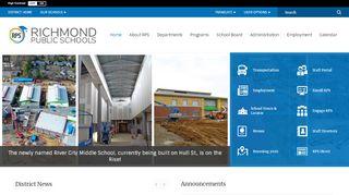 Rps Employee Portal