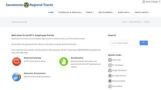 Rt Employee Portal