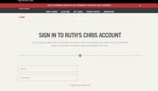 Ruth's Chris Employee Portal