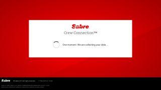 Sabre Crew Web Portal