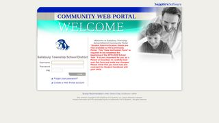 Salisbury Community Portal